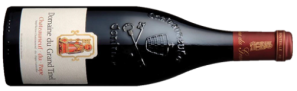 Grand Tinel Chateauneuf du Pape rouge