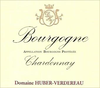 Huber-Verdereau Bourgogne Chardonnay