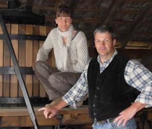 Hubert et Heidi Haussherr - Alsace 09