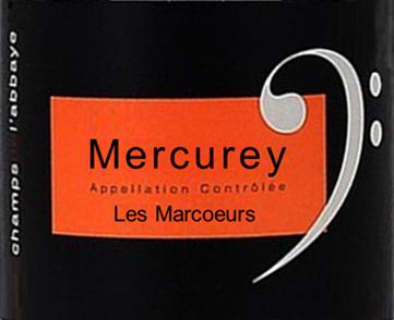 Les Champs de l'Abbaye Mercurey Les Marcoeurs