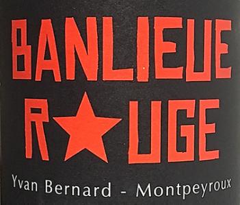 Yvan Bernard Banlieue Rouge