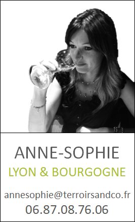Anne-Sophie Lacroix Terroirs and co