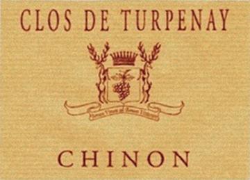 Chateau de Coulaine Chinon Clos de Turpenay