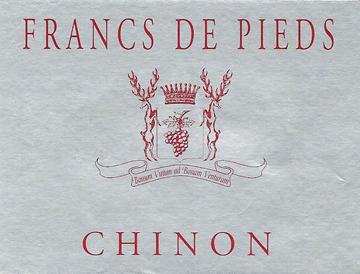 Chateau de Coulaine Chinon Francs de Pieds
