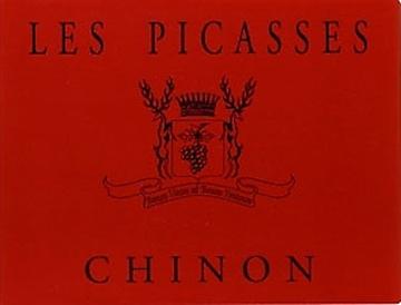 Chateau de Coulaine Chinon Les Picasses