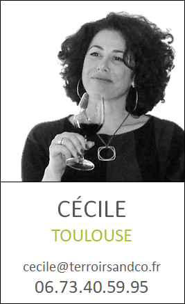Cécile Castaigns Terroirs and Co