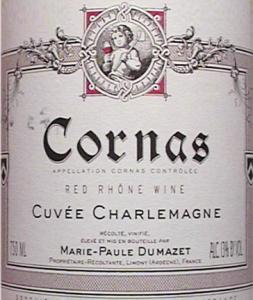 Pierre Dumazet Cornas