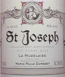 Pierre Dumazet Saint-Joseph