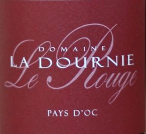 La Dournie Vin de Pays d'Oc rouge