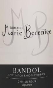 Marie Bérénice Bandol