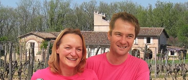 La Colombière Fronton Philippe et Diane Cauvin