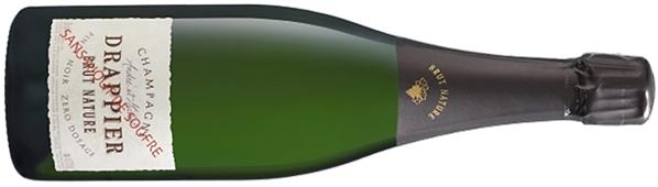 Champagne Drappier Brut Nature Sans Souffre