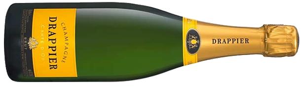 Champagne Drappier Carte Or