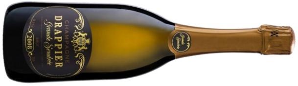 Champagne Drappier Grande Sendrée