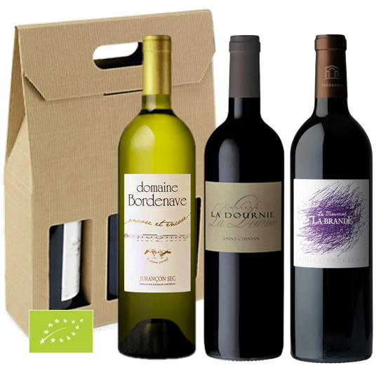 coffret cadeau vin pépites